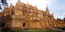 Monasterio Ava Inwa Maha, Myanmar