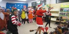 2ª parte teatro familias navidad Blas de Otero. Móstoles