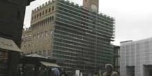 Piazza y Palazzo della Signoria, Florencia
