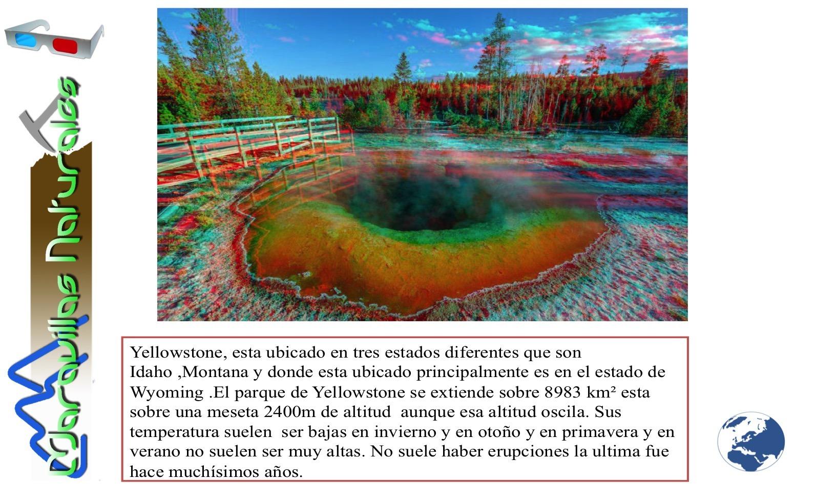 Maravillas Naturales 3D 25
