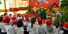 Visita de los Reyes Magos 1. Curso 19-20 24
