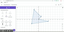 Coordenadas cartesianas, dos ejemplos.