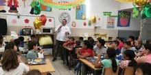 Visita del chef Sergio Fernández - Nutrifriends en el Comedor 18