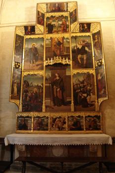 Tablas, Catedral de Orihuela