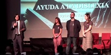 Programa Ayuda a la Dislexia 2018-2019: Presentación Vicente Alcañiz