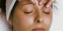 Limpieza facial: frotaciones en piramidal