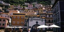 Antigua rula (lonja), Cudillero, Principado de Asturias