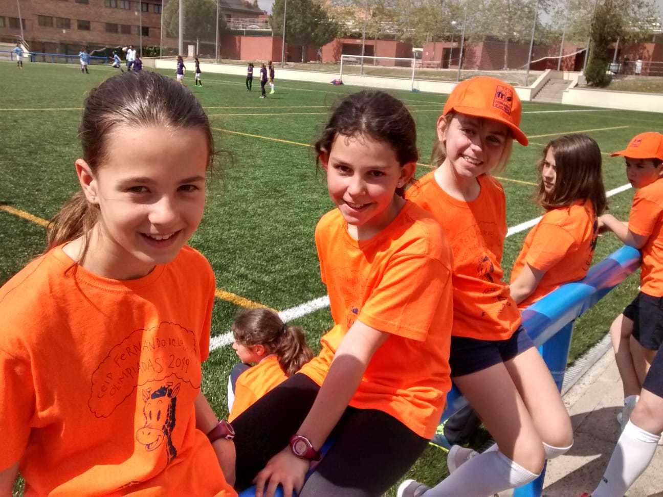 2019_04_02_Olimpiadas Escolares_fotos de 5º y 6º_CEIP FDLR_Las Rozas 22