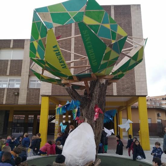 Día de la Paz 2020. El árbol de la Amistad 16