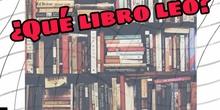 BOOKTUBER. CEIP DUQUE DE ALBA. INVISIBLE