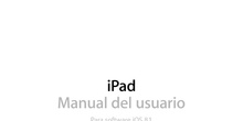 ANEXO I MANUAL IPAD