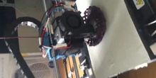 Impresora 3D en funcionamiento 2d2