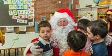 Los RRMM y Papá Noel en INF 3C 12