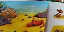 """Megan Reads the Book """"Tiddler"""" (Part IV)"""