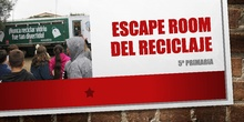Escape Room Reciclaje 5º