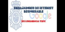 Proyecto APS- Embajadores de Internet Responsable- IES Leonardo Da Vinci- Majadahonda