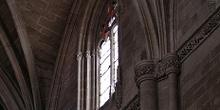 Catedral de Huesca. Ventanal