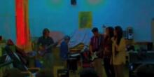Actuación grupo de rock. IES Santa Teresa de Jesús