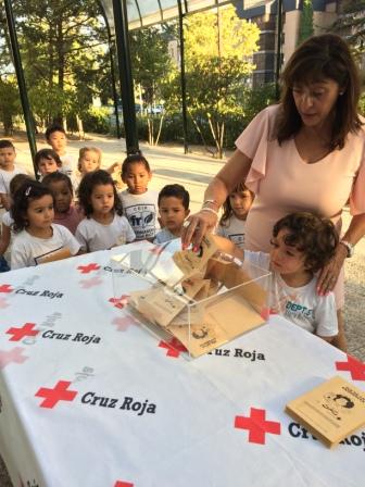 Día de la Banderita_Ceip Fernando De Los Ríos de Las Rozas_Curso 2017-208 3