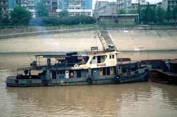 Yang-tsé, río