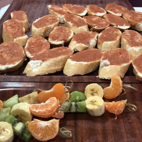 Desayuno saludable 3º 4