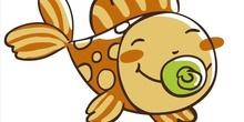Canciones peces Marga