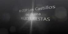 Felices Fiestas desde el CEIP Los Castillos