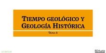 Tiempo geológico y Geología histórica