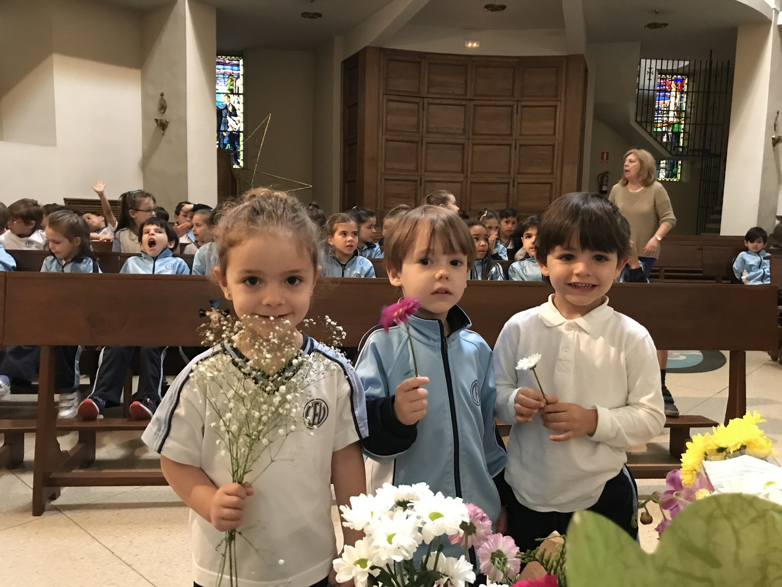 Flores a María - Educación Infantil 2 11