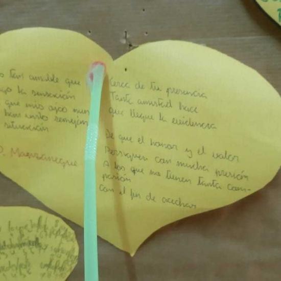 2018_02_14_San Valentín invade Sexto B_CEIP FDLR_Las Rozas 2