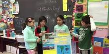 Bilingual Third Grade class