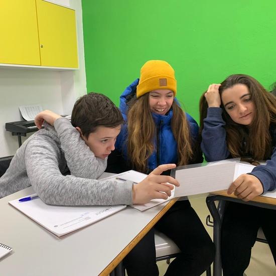 Inglés en Campus Moragete Day 4 1