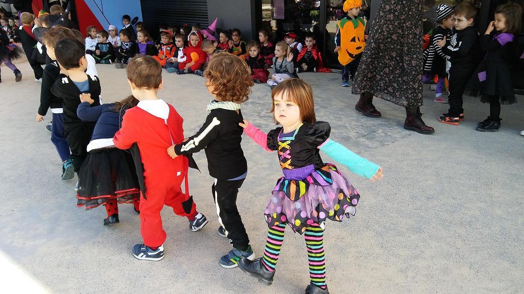 Fiesta de Halloween 1