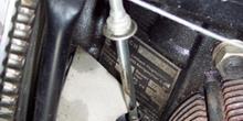 Varilla para medir el nivel de aceite