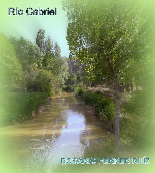 Cañada del Fresno del río Cabriel