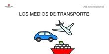 Dossier transportes. Nivel medio