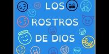 INFANTIL - 5 AÑOS - ROSTROS DE DIOS_2 - RELIGIÓN - FORMACIÓN