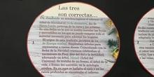 Exposición árbol de Navidad con mandalas 1º ESO IES Leonardo da Vinci Majadahonda