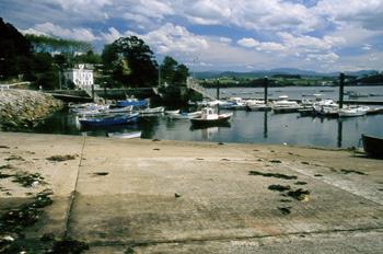 Puerto deportivo de Figueras, Principado de Asturias