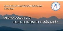 Pedro Duque 3.0 - Hasta el Infinito y más allá