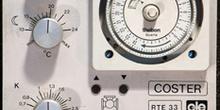 centralita de control calefaccion