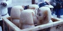 Vasos canopos, Egipto