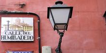 Detalle, Calle del Humilladero, Madrid
