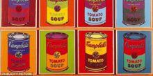 SOPA CAMPBELL ANDY WARHOL