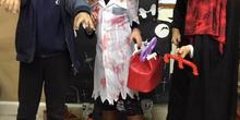 2018_10_31_Cuarto B disfruta en Halloween_CEIP FDLR_Las Rozas