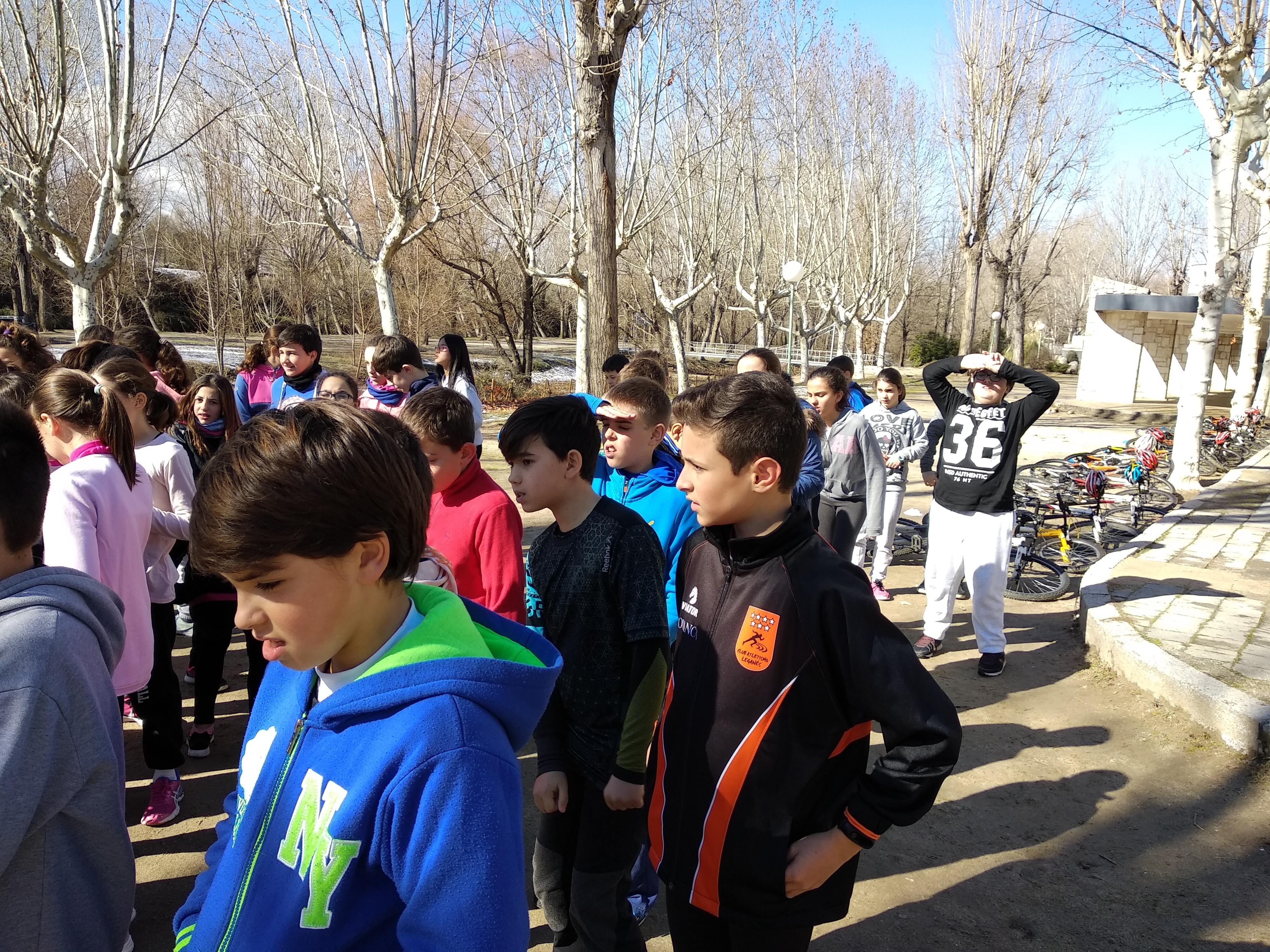 Multideporte en la ciudad deportiva Puerta de Hierro 15