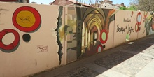 Graffiti en Soria