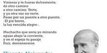 Vicente Aleixandre - Leire Maldonado