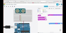 Arduino: distance sensor