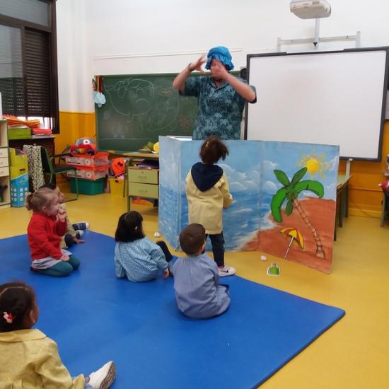 Jornada Inmersión Lingüística. Infantil. 4